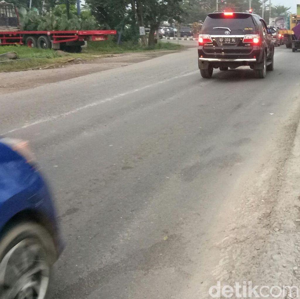 Sebelum Ditembak, Pedagang Asongan di Palembang Sempat Ribut dengan Sopir