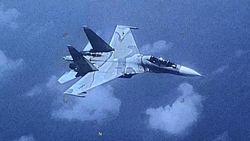 Pesawat Militernya Didekati Jet Tempur Venezuela, AS: Ini Membahayakan!