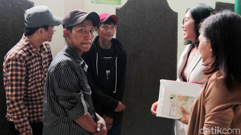 Pengamen Cipulir Korban Salah Tangkap Surati LPSK