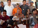 Pura-pura Cek Listrik, Gigih Rampok Money Changer di Denpasar
