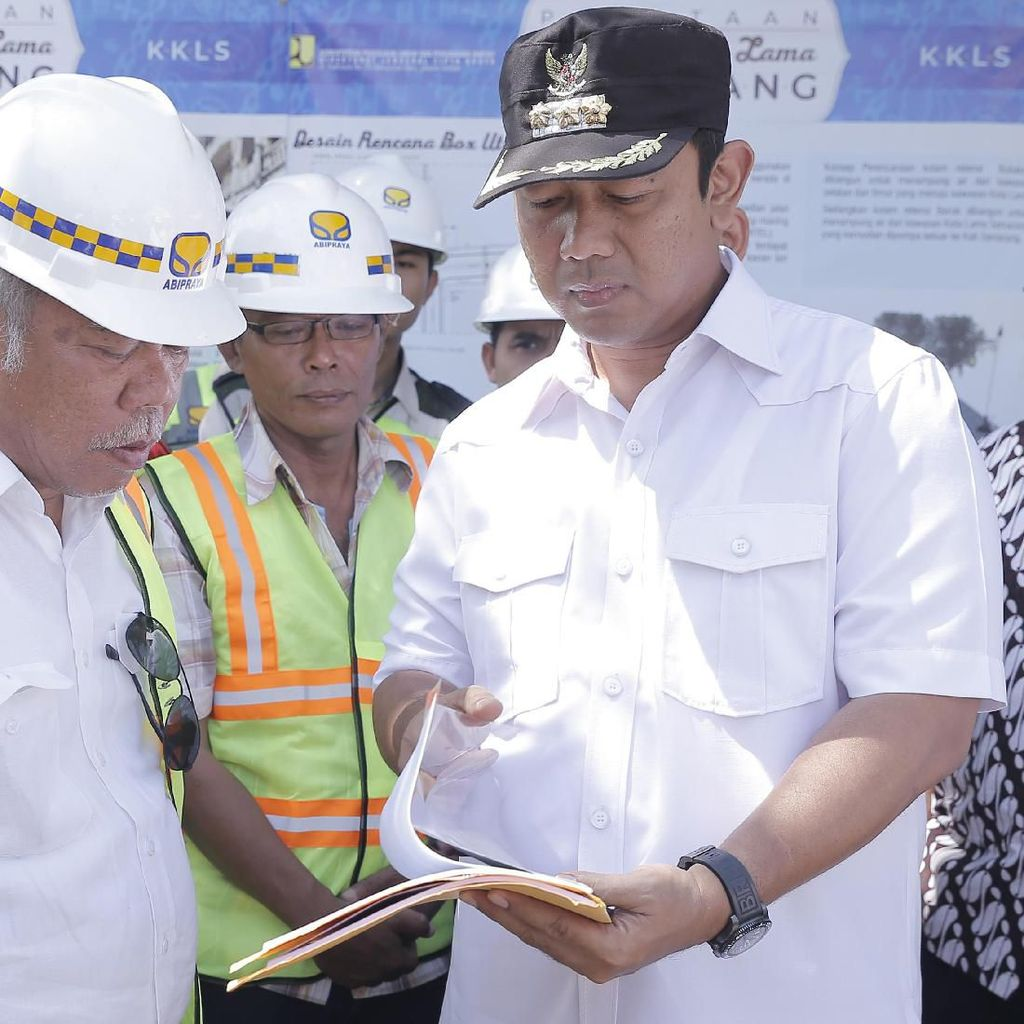 Walkot Hendi Ingatkan Pentingnya Proyek Tol Semarang-Demak