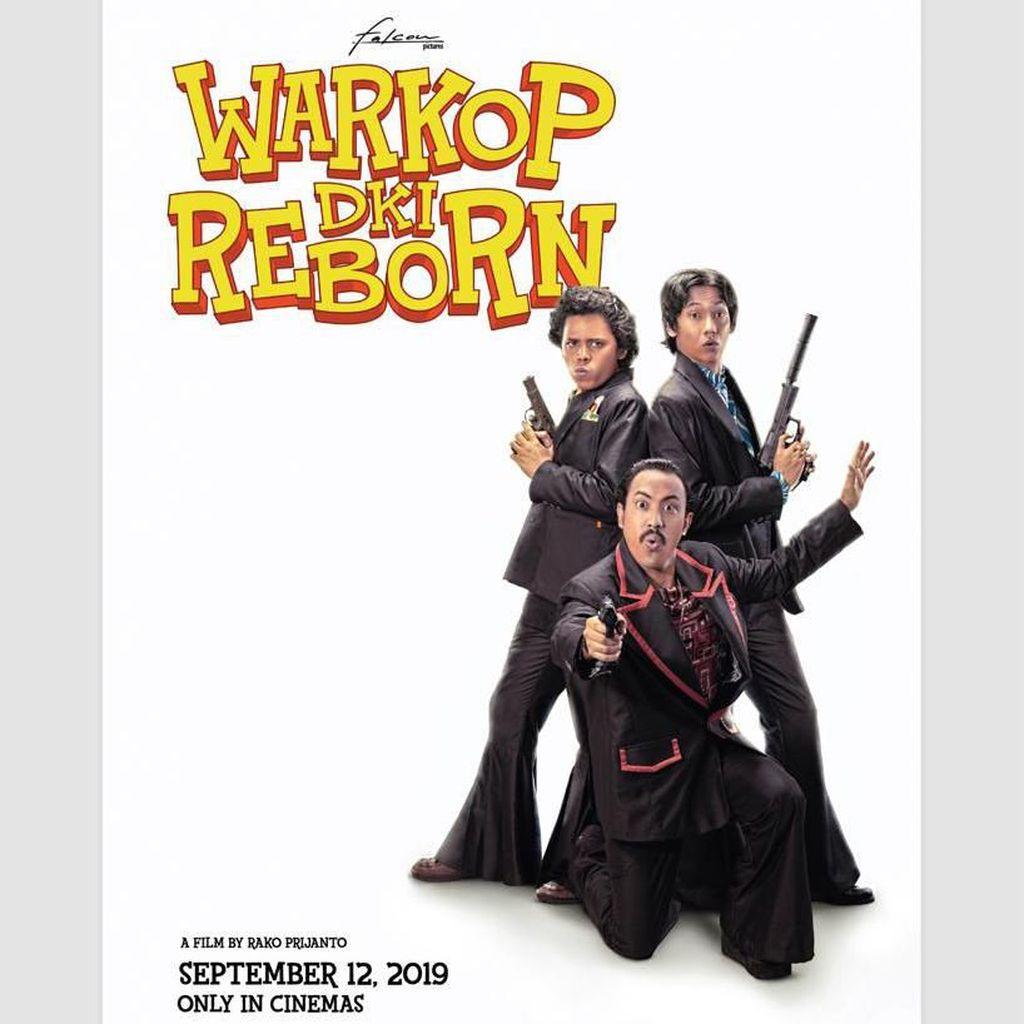 Warkop DKI Reborn Makin Retro