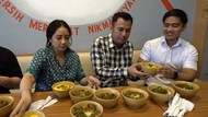 Makan di Restoran Sendiri, Kaesang: Enak, Kalau Nggak Enak Nggak Laku