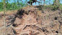 Struktur Bata Diduga Situs Kerajaan Ditemukan di Pasuruan