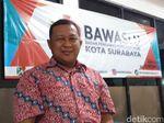 Kata Hadi Margo Usai Dicopot dari Jabatan Ketua Bawaslu Surabaya