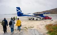 Bandara Barra terbilang sibuk, meski bandara kecil tapi melayani 10 ribu penumpang tiap tahun (iStock)