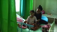 Idap Penyakit Leukimia, Bocah Miskin di Mamuju Butuh Bantuan