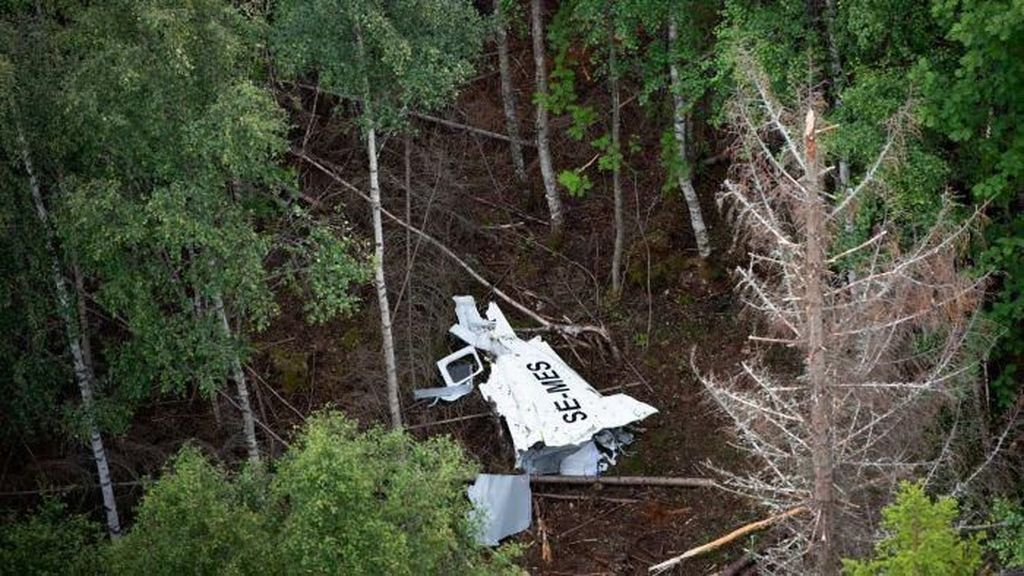 Pesawat Buatan Australia Dilarang Terbang Sementara Usai Kecelakaan di Swedia