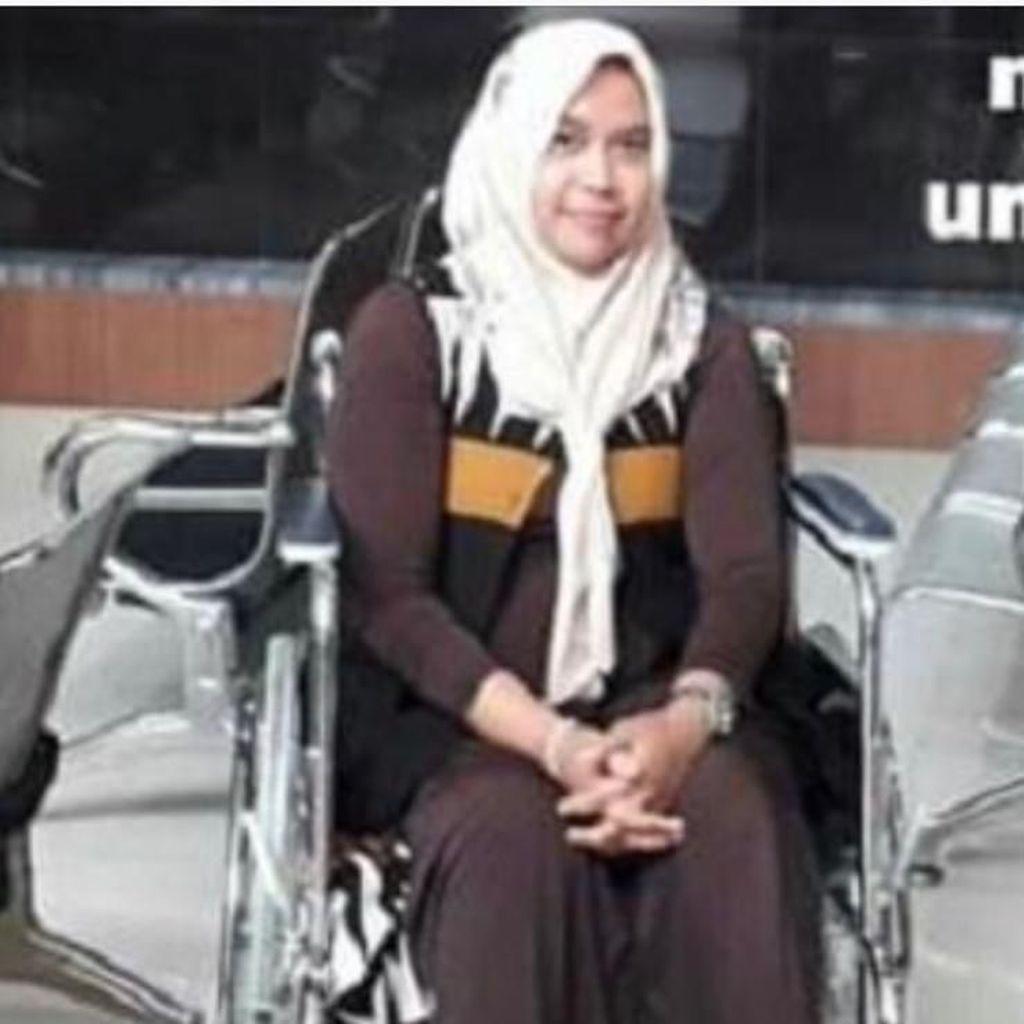 Bu Dokter yang Gagal Jadi PNS karena Disabilitas Ternyata Ranking 1