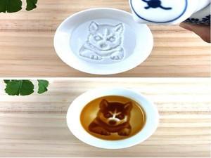 Wouw! Gambar Kucing dan Anjing Muncul Saat Piring Ini Dituangi Kecap