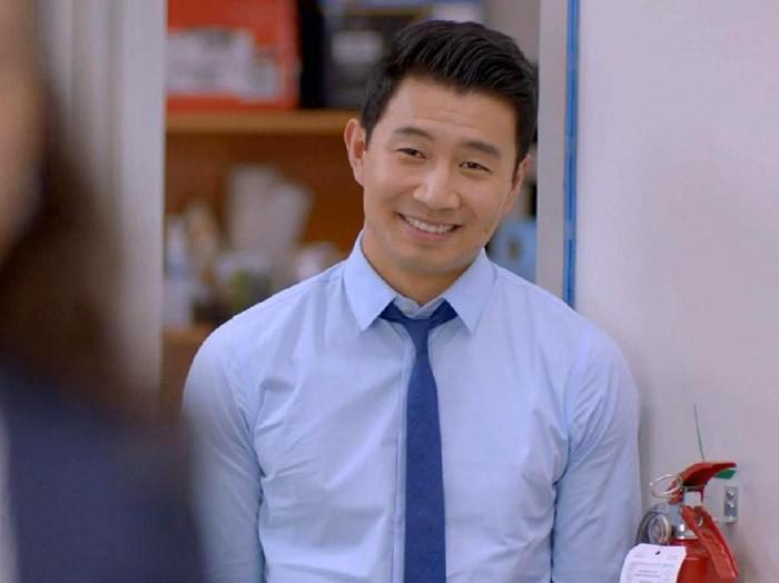 Penampilan Simu Liu di berbagai film.
