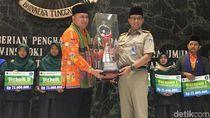 Juara Tilawah Alquran-Hadis Dapat Bonus Rp 100 Juta dari Pemprov DKI