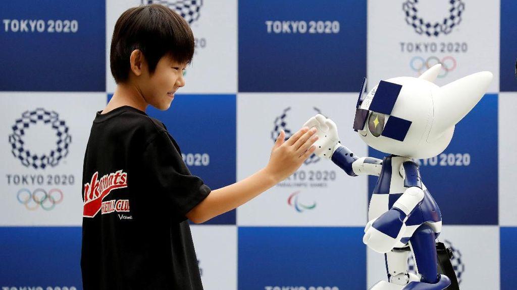 Keren! Ini Deretan Robot Canggih di Olimpiade Tokyo 2020