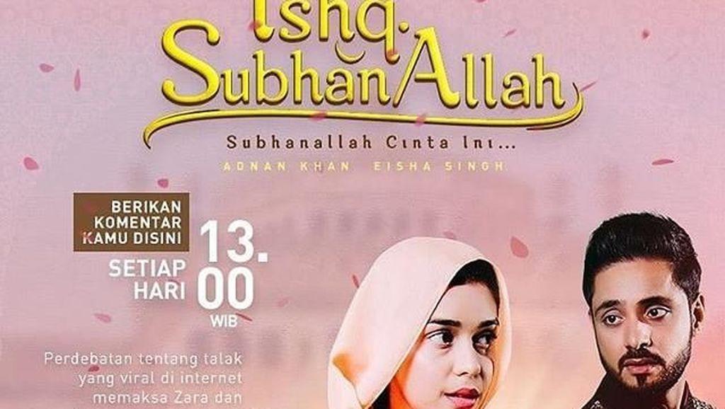 5 Fakta Ishq SubhanAllah yang Bintang Utamanya Lagi ke Indonesia