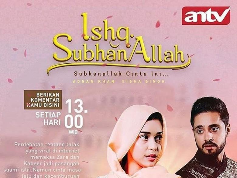5 Fakta Ishq SubhanAllah yang Bintang Utamanya Lagi ke Indonesia/Foto: Instagram ishqsubhanallah_antv