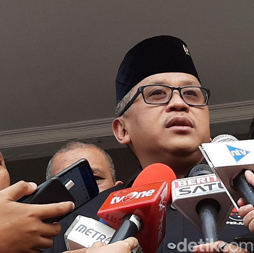 PDIP: Zulkifli Hasan Rutin Bangun Koalisi Politik dengan Megawati