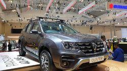 GIIAS 2019: Akhirnya Renault Bawa Duster Matik ke Indonesia