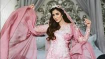 Bak Film Bollywood, Pesta Jelang Nikah Tania Nadira Tak Pernah Usai