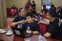 Passion Menggebu Arek Suroboyo 12 Tahun Jadi Developer Game