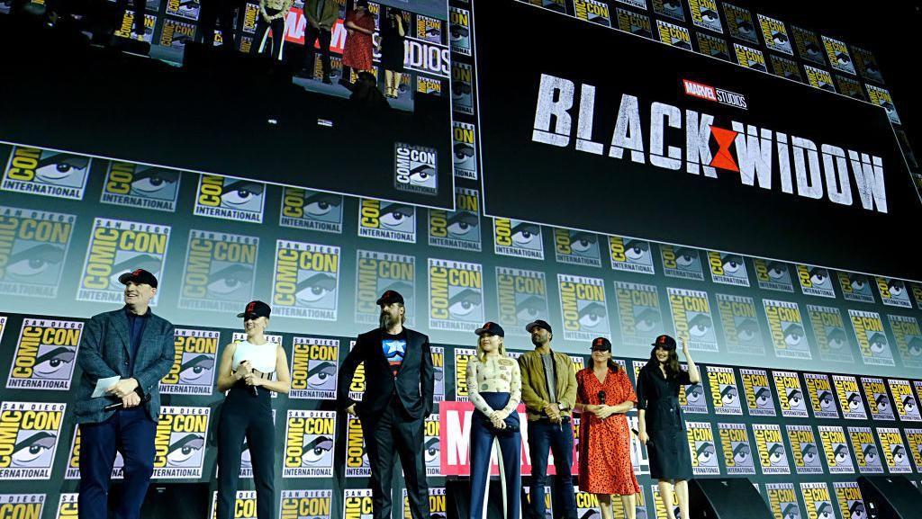 Fase Keempat Marvel Cinematic Universe Penuh LGBT