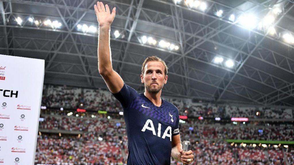 Gol Spektakuler Kane yang Terinspirasi Beckham dan Rooney