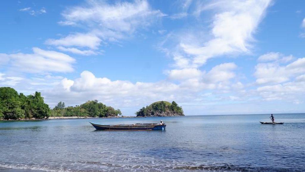 Pemandangan Cantik Ini Ada di Sorong