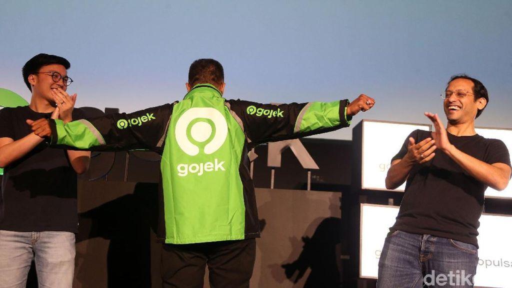 Ambisi Gojek: Jadi Aplikasi Terbesar di Asia Tenggara