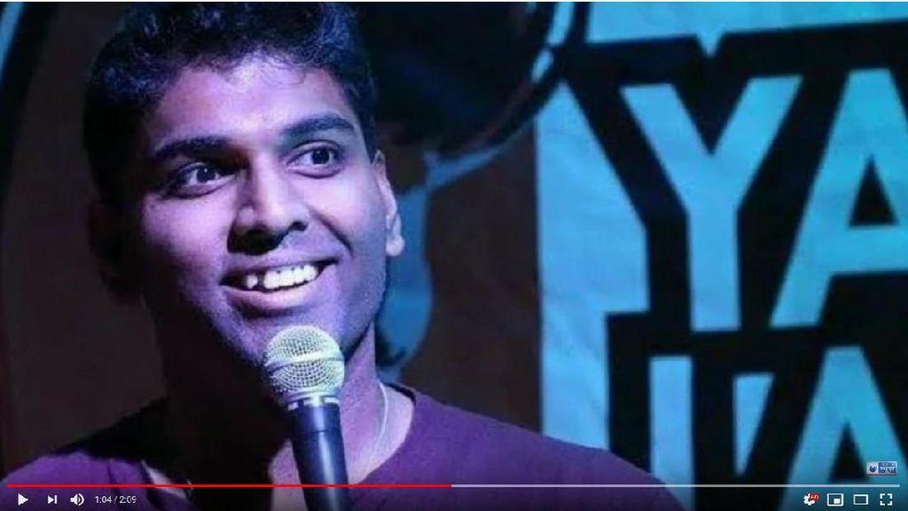 Tragis! Stand Up Comedian Ini Meninggal di Atas Panggung