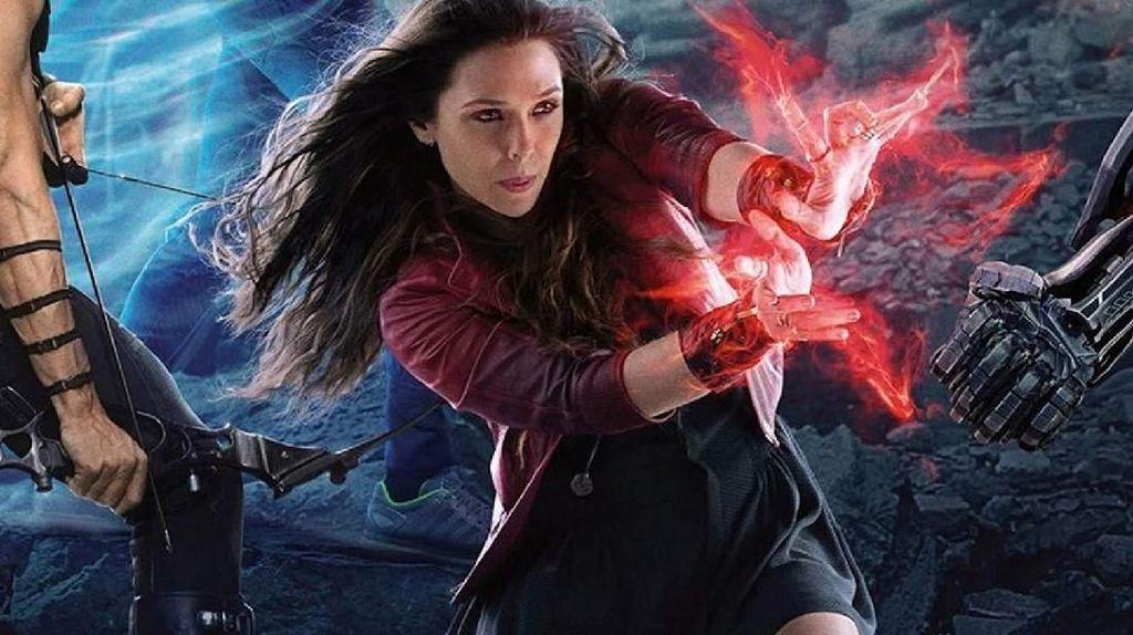 Scarlet Witch Bergabung di Sekuel Doctor Strange