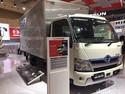 GIIAS 2019: Hino Dutro Hybrid, Tenaga Oke BBM Irit 13,6 Km/Liter