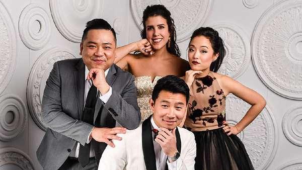 Kenalan dengan Simu Liu, Dari Ekstras Hingga Jadi Bintang Shang-Chi