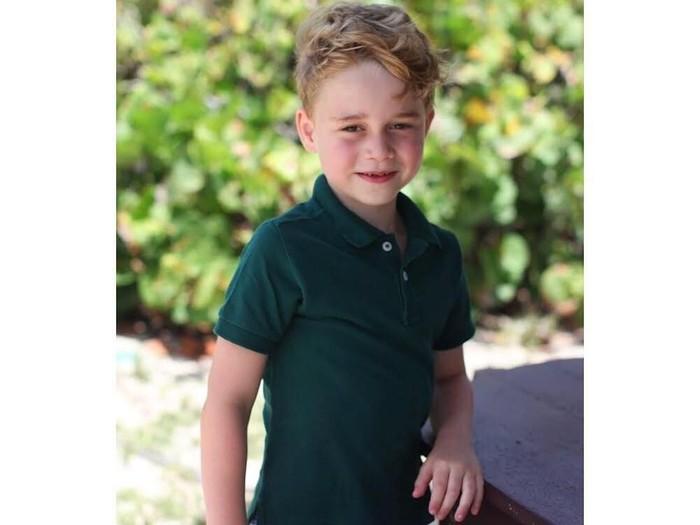 Pangeran George berulang tahun ke-6. Foto: dok. Instagram @kensingtonroyal.