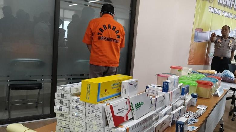 197 Apotek Jadi Langganan Pabrik Obat Paten Palsu di Semarang
