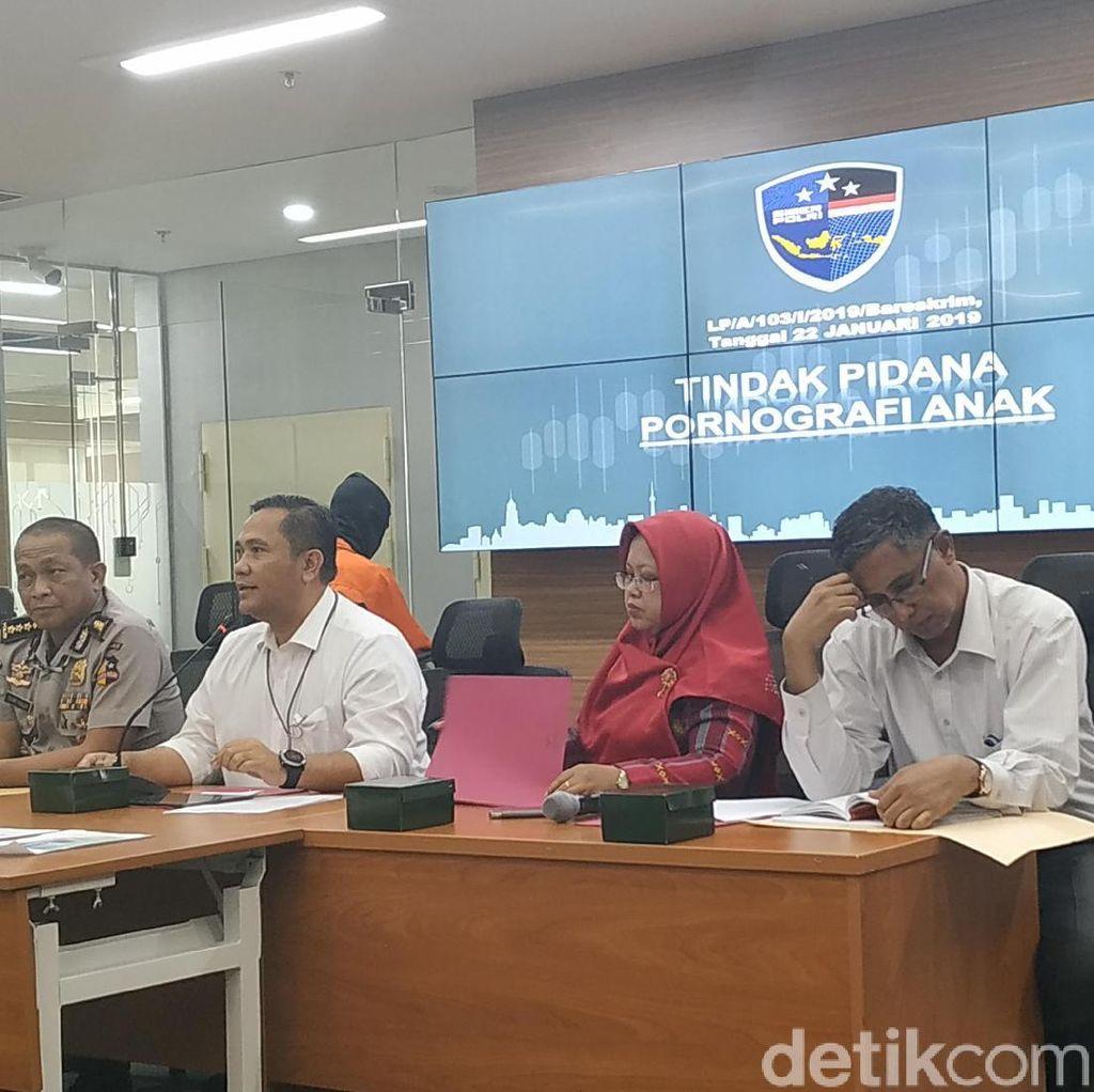 Waspada Grooming! Napi di Surabaya Cabuli 50 Lebih Anak Via Medsos