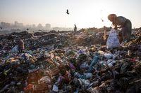 India Punya 'Kafe Sampah', Sampah Plastik Ditukar dengan Makanan