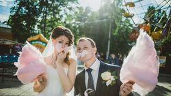 Sedang Tren, Buket Gulali yang Manis Lembut untuk Pernikahan