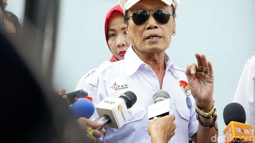 Tessy Tak Menyangka Nunung Sudah 20 Tahun Pakai Narkoba