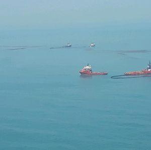 Gas Bocor di Blok ONWJ, Jonan: Ini Kejadian Ketiga, Lagi Ditangani