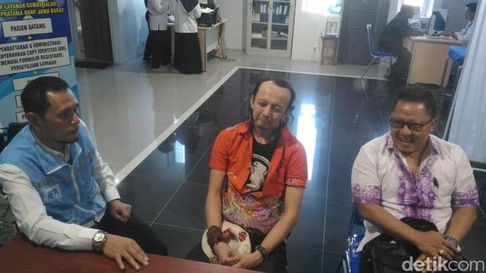 Jamal Preman Pensiun Ngaku Baru Sebulan Konsumsi Sabu