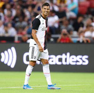 Diganti di Tengah Laga, Cristiano Ronaldo Protes ke Maurizio Sarri?
