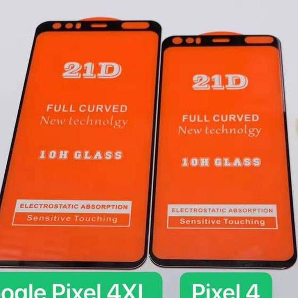 Bocoran Pixel 4: Bezel Tebal dan Project Soli