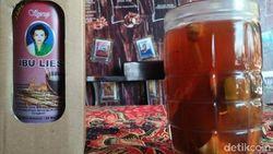 Nikmatnya Wedang Uwuh Minuman Tradisional Ibu Lies dari Ungaran