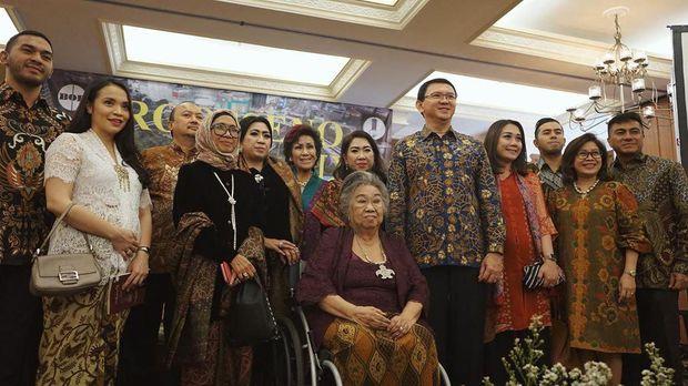 Terima Roosseno Award Didampingi Puput, Ahok Bicara Rekonsiliasi Nasional