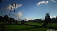 Kawasan wisata ini hanya berjarak 1 kilometer dari pusat Kota Mamasa, dapat dijangkau baik dengan menggunakan motor atau mobil (Abdy/detikcom)