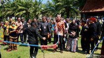 Wakil Ketua KPK Diajak Bermain di Festival Mainan Tradisional