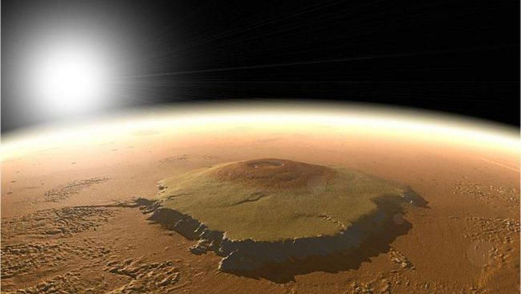 NASA Bocorkan Kapan Manusia Mendarat di Mars