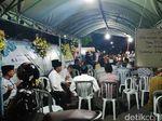 Ratusan Pelayat Tunggu Kedatangan Jenasah Salman Awak Cessna