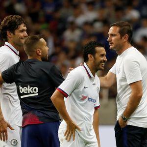 Lampard Puas Betul Usai Chelsea Taklukkan Barcelona