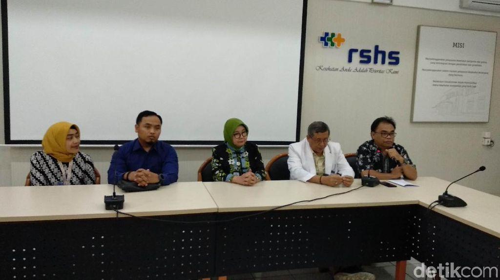 Besok Aria Bocah Obesitas Karawang Jalani Bedah Plastik di RSHS
