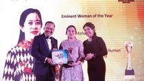 Puan-Risma Diganjar Penghargaan Rising Women Empowerment Award 2019
